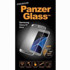 PanzerGlass premium zaščitno steklo Samsung Galaxy S7, belo
