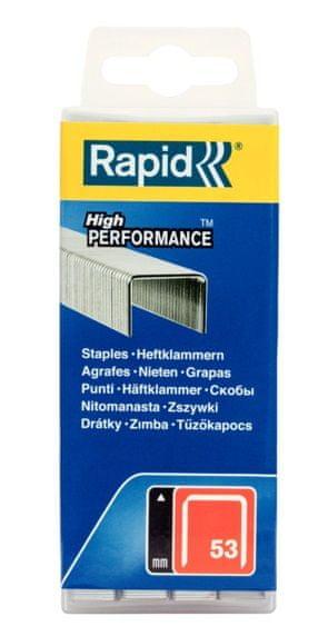 Rapid Spony 53/6 - 5000 ks