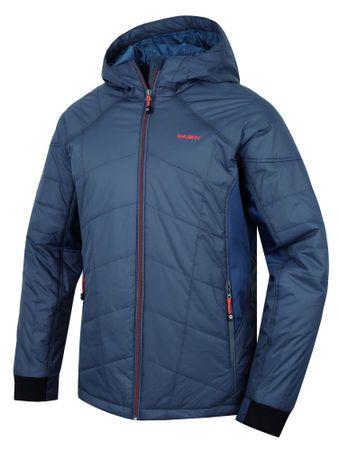 Husky moška zimska jakna Naven, modra, XXL