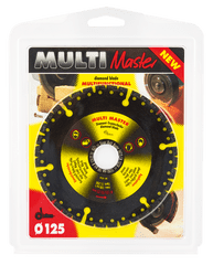 Diewe Multi Master Vágókorong, 125 mm