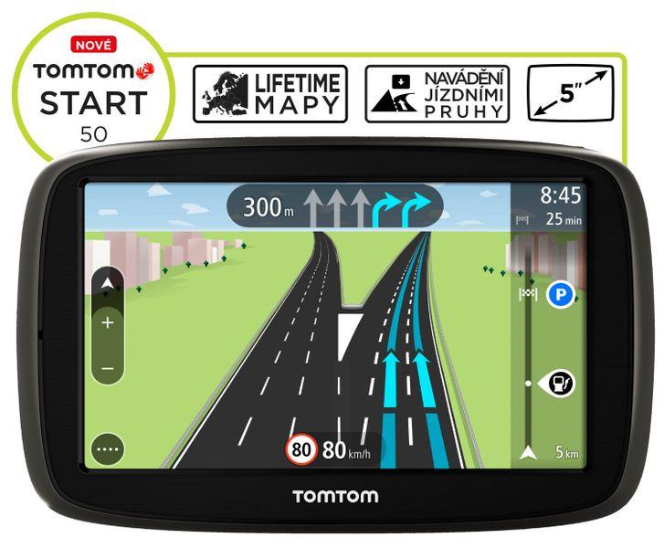 TomTom START 50 Europe LIFETIME