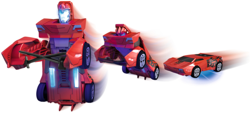 Dickie Transformers Robot Warrior Sideswipe