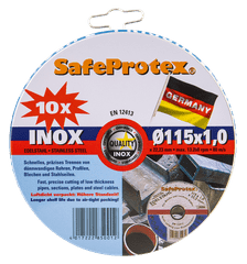Diewe Safeprotex Vágókorong, 125 mm