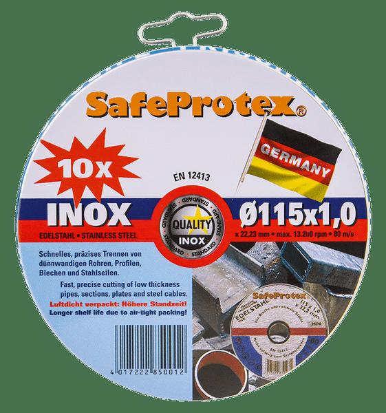 Diewe 125 mm Safeprotex - dóza 10 ks