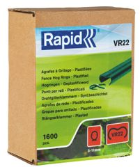 Rapid Spony VR22 PVC, 1600 ks