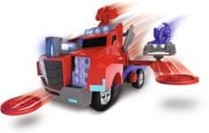 Dickie Transformers Optimus Prime Battle Truck