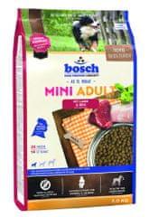 Bosch sucha karma dla psa Mini Adult jagnięcina & ryż 3kg