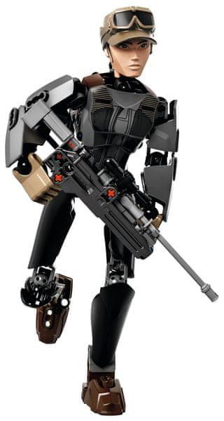 LEGO® Star Wars 75119 Seržantka Jyn Erso