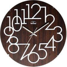 Bentime zegar ścienny H31-W5150BR
