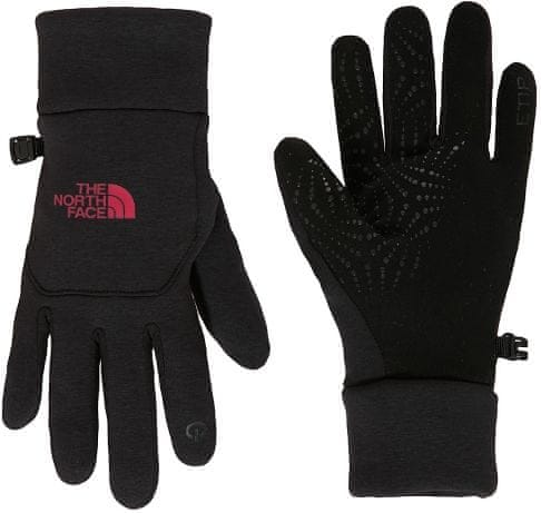 The North Face W Etip Hardface Glove Tnf Black L