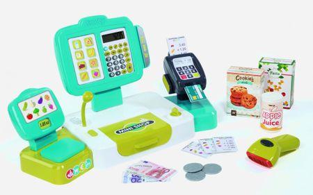 Smoby Pokladna elektronická s váhou