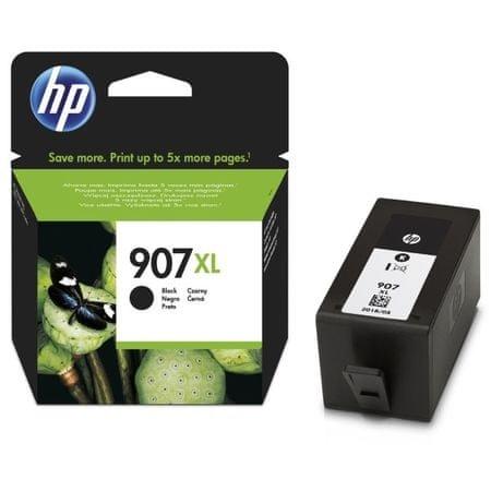 HP kartuša 907XL, črna (T6M19AE)
