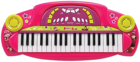 Smoby piano Maša in medved