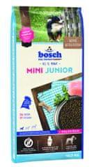 Bosch hrana za pasje mladiče majhnih pasem Mini Junior, 15 kg (nova receptura)