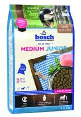 Bosch hrana za pasje mladiče srednje velikih pasem Medium Junior, 3 kg (nova receptura)