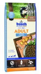 Bosch Adult Fish & Potato Kutyatáp, 15 kg