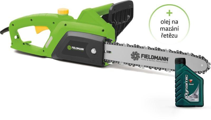 Fieldmann FZP 2000-E + olej na mazání řetězu