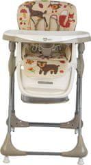 G-mini Jedálenská stolička Melisa zvieratká