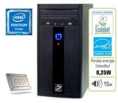 mimovrste=) namizni računalnik Plus P/4GB/SSD120GB/IntelHD