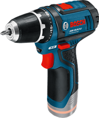 BOSCH Professional akumulatorska okretna bušilica GSR 10,8-2-LI (0601868101), SOLO