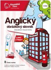 Albi KOUZELNÉ ČTENÍ Kniha Anglický obr. slovník