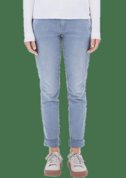 s.Oliver dámské kalhoty 34/34 modrá