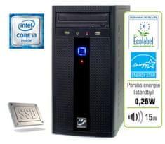 mimovrste=) namizni račnunalnik Plus i3/4GB/SSD240GB/IntelHD