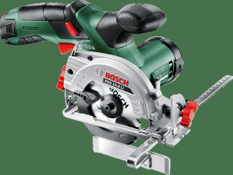 Bosch PKS 10,8 LI, 1 aku