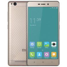 Xiaomi Redmi 3, Diamond Gold