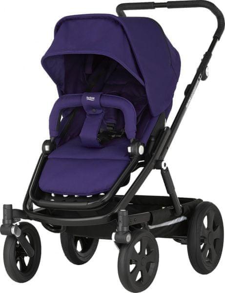 Britax Kočárek Go Big, Mineral Purple