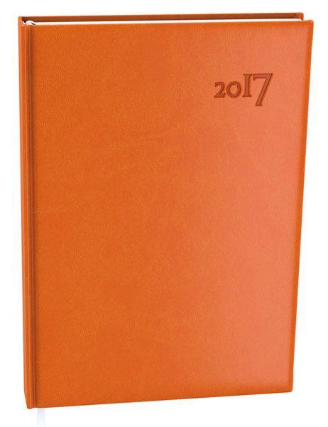 Diář denní Ota Vivella A5 oranžový