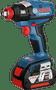 1 - Bosch akumulatorski udarni vijačnik GDX 18 V-EC (06019B9103)