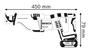 2 - Bosch akumulatorska sabljasta žaga GSA 18 V-LI (060164J000)