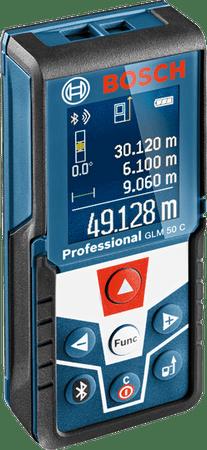 Bosch laserski merilnik razdalj GLM 50 C (0601072C00)