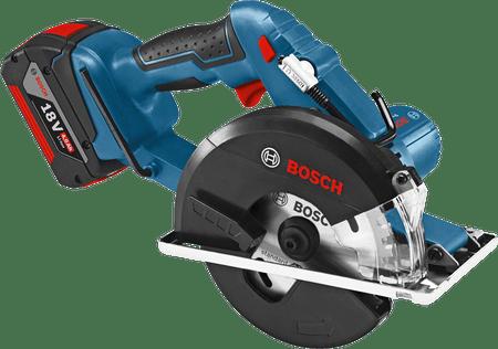 Bosch akumulatorska krožna žaga GKM 18 V-LI (06016A4001)
