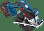 1 - Bosch akumulatorska krožna žaga GKM 18 V-LI (06016A4001)