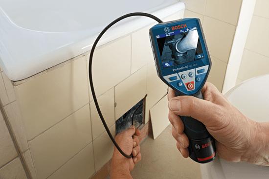 BOSCH Professional akumulatorska kamera za pregled GIC 120 C (0601241201)