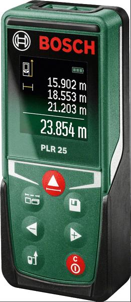 Bosch PLR 25- New