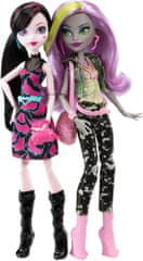 Monster High Monstrózní rivalky Draculaura a Moanica