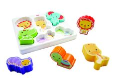 Fisher-Price Puzzle so zvieratkami