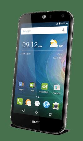 Acer Liquid Z630S, Dual SIM, černý