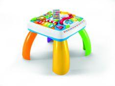 Fisher-Price Pejskův stoleček Smart Stages CZ/EN