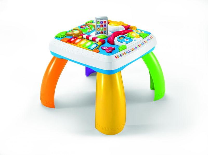 Fisher-Price Pejskův stoleček Smart Stages