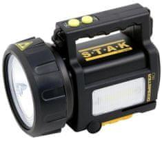 Velamp Nabíjecí 5W XPG CREE® LED reflektor ST999-5W s nástěnnou nabíjecí základnou