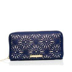 Lydc ženska denarnica temno modra