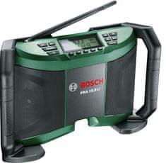 Bosch radio akumulatorowe PRA 10,8 V LI (bez akumulatora i ładowarki)