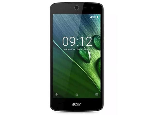 Acer Acer Liquid Zest, LTE, modrý