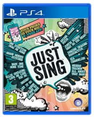 Ubisoft Just Sing / PS4