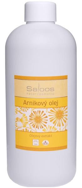 Saloos BIO Arnikový olej - olejový extrakt 500 ml