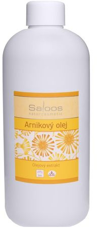 Saloos BIO Měsíčkový olej - olejový extrakt 250 ml